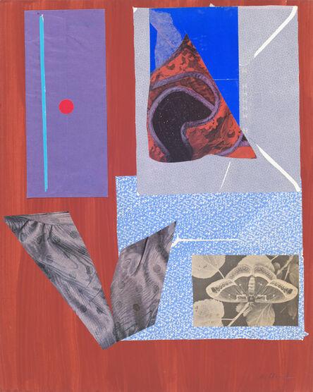 Dorothy Hood, 'Purple Envelope', 1982-1997