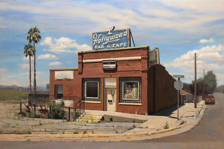 Jason Kowalski, 'Hollywood Bar and Cafe', 2015