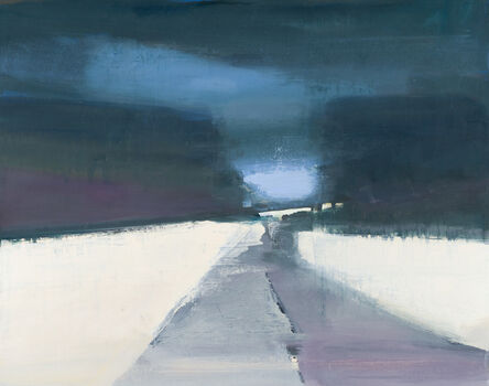 Pippa Blake, 'Lone Road', 2018