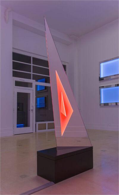 Nanda Vigo, 'Deep Space', 2015