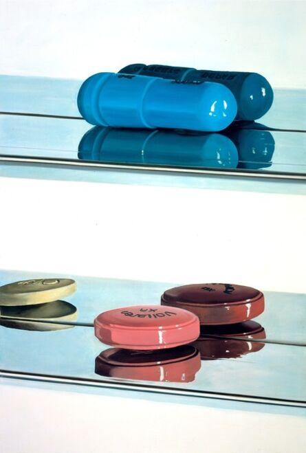 Damien Hirst, 'Two Pills', 2004