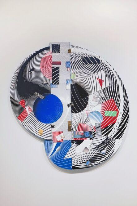 Tohru Matsushita, 'Cutter (Shell)', 2019