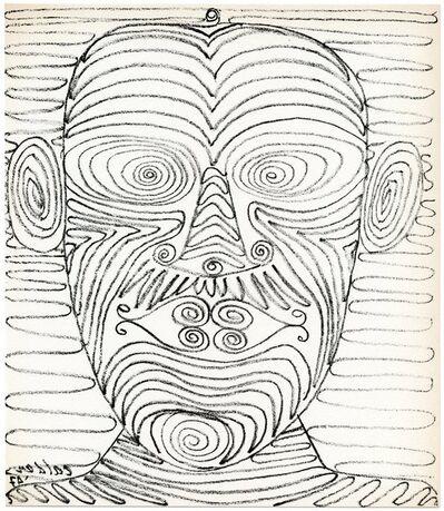 Alexander Calder, 'Untitled (Head)', 1947