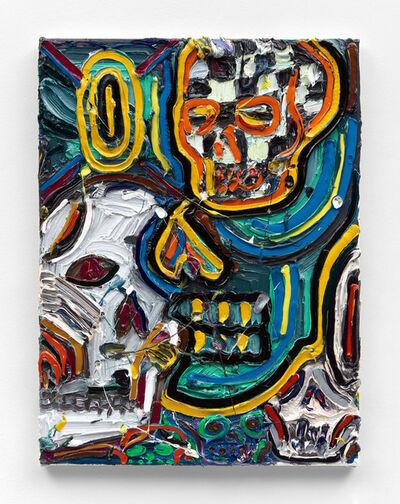 Alex Becerra, 'Skull Pile IV', 2021
