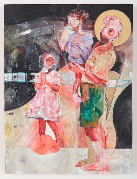Lavar Munroe, 'Trinity', 2021