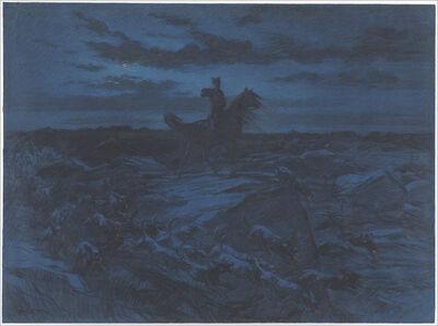 Rosa Bonheur, 'The Legend of the Wolves'