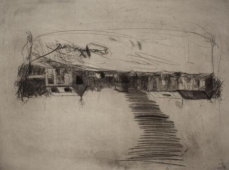 Georg Baselitz, 'Composition VI, from: One Week | Eine Woche', 1972