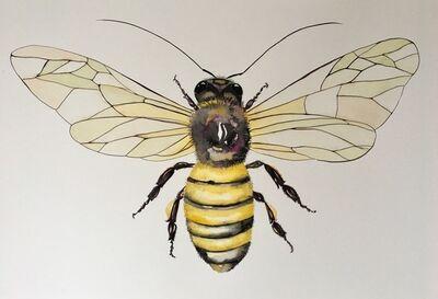 Idoline Duke, 'Mighty Honeybee', 2019