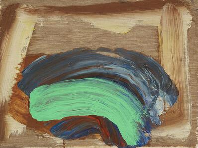 Howard Hodgkin, 'Indian Waves', 2013-2014