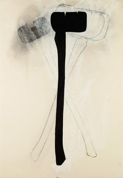 William S. Dutterer, 'Shadow Axe', 2001