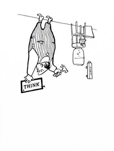 Jesse Harris, 'Think of it This Way', 2014