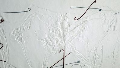 Antoni Tàpies, 'Petrificada petrificante ', 1978