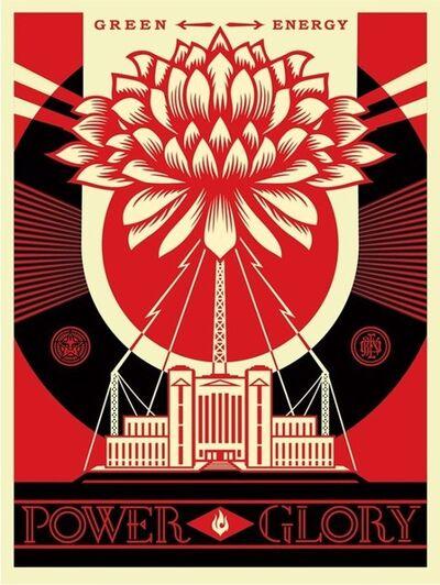 Shepard Fairey, 'Power & Glory ', 2014