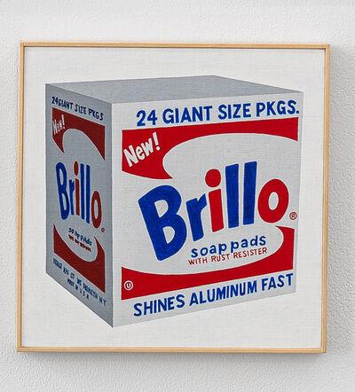 Richard Pettibone, 'Andy Warhol - Brillo Box, 1964', 2007
