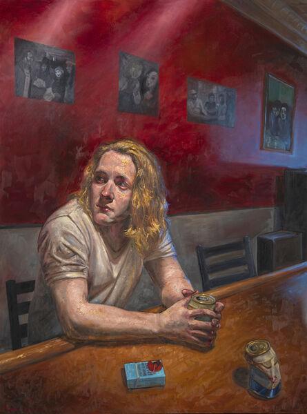 Peter Lupkin, 'Solitary La Boheme', 2020