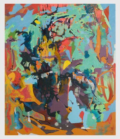 Kristopher Benedict, 'Untitled (orange pharm landscape)', 2018