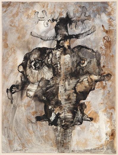Jan Lebenstein, 'Untitled', 1963