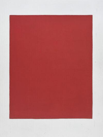 Wu Shanzhuan & Inga Svala Thórsdóttir, '16 X 20 Perimeter of Little Fat Flesh - Red', 2013