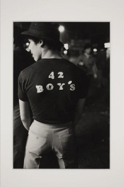 Larry Clark, 'Untitled (TL89)', 1979