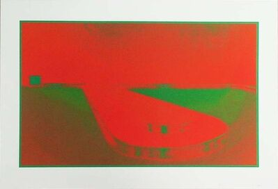 Guillermo Kuitca, 'Terminal (after Warhol)', 2002