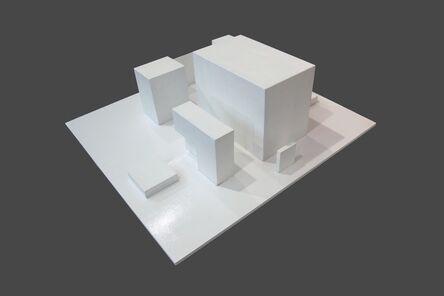 Richard Dunn, 'Haus Wittgenstein/Arkhitekton B', 2018