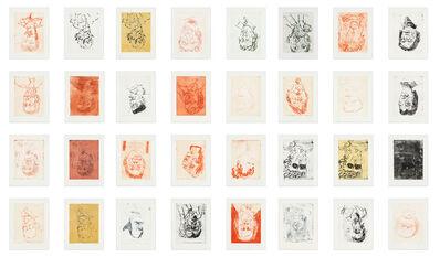 Georg Baselitz, 'Devotion', 2018