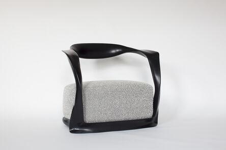 Carol Egan, 'Sculptural Carved Chair', 2016
