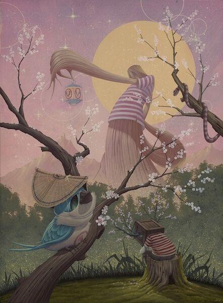 Nathan Ota, 'Follow Me', 2015