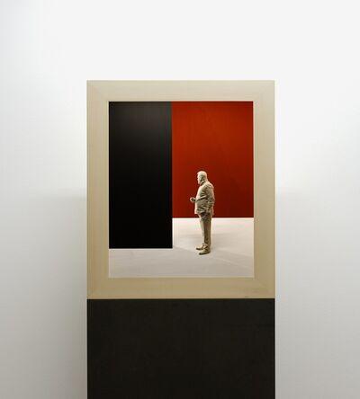 Peter Demetz, 'on side', 2020
