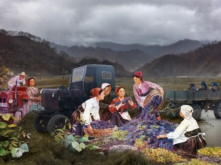 Alice Wielinga, 'Harvest Time', 2014