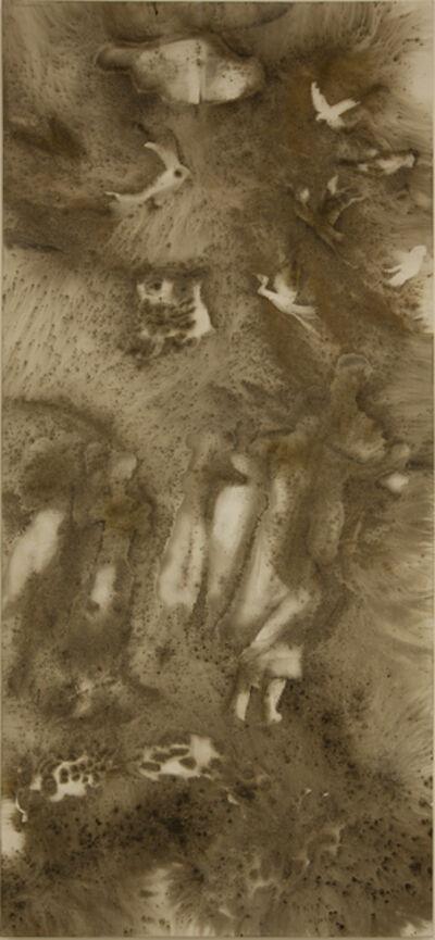 Cai Guoqiang 蔡国强, 'Impromptu No. 5', 2014