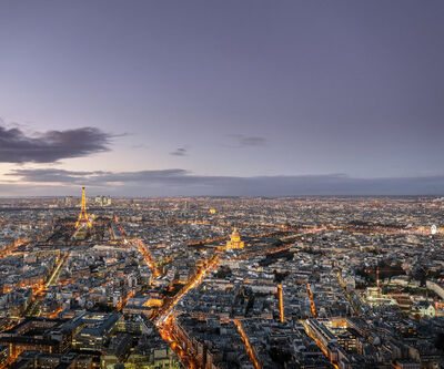 Ludwig Favre, 'Paris', 2020