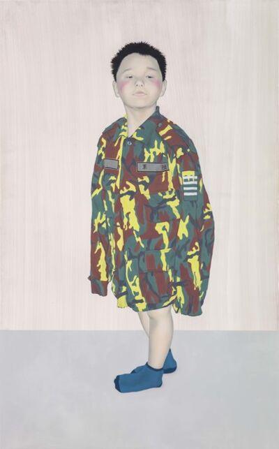 Yih-Han Wu, 'Little AdultsVIII', 2014