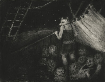 Ana Maria Pacheco, 'The Miraculous Journey of a Little Vixen 1-10', 2014