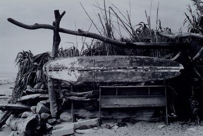 Anthony Friedkin, 'Old Surfboard, Topanga Beach, California', 1977