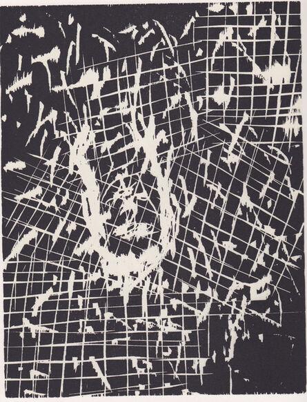 Georg Baselitz, 'Dresdner Frau V', 1989/90