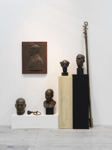 Guillaume Bijl, 'Composition Trouvée', 1992