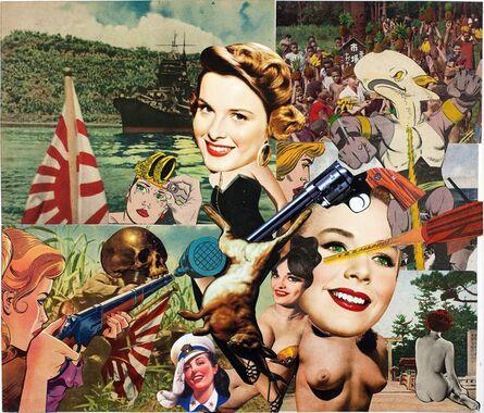 Keiichi Tanaami, 'Collage Book7_12 (1969-1975)', 1969