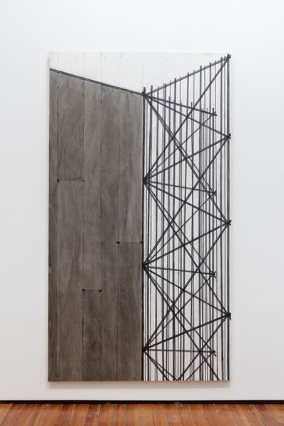 Giuseppe Uncini, 'Spazicemento', 2000