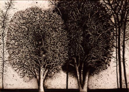 Mario Prassinos, 'Trees', 1984