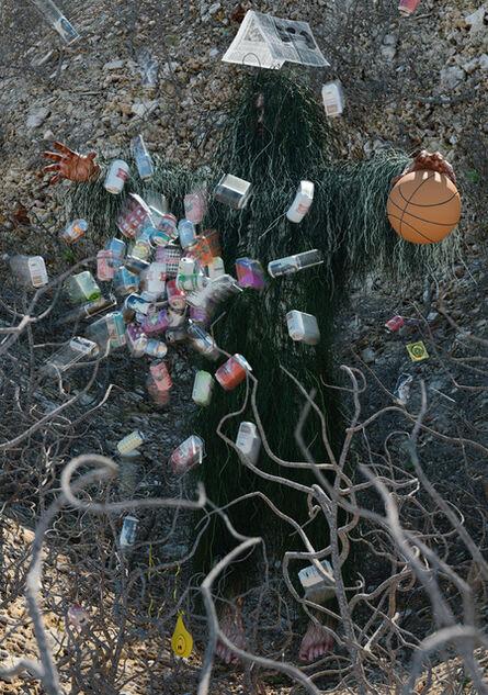 Shamus Clisset, 'Mr. Realistic (Keeping America Clean)', 2014