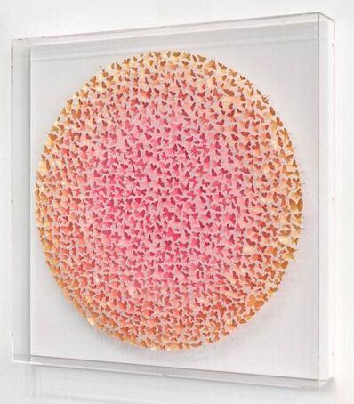 Charles Patrick, 'Flowing through the Jasmine in my mind', 2021