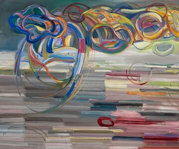 Bryan McFarlane, 'Bicycles Becoming Clouds', 2017