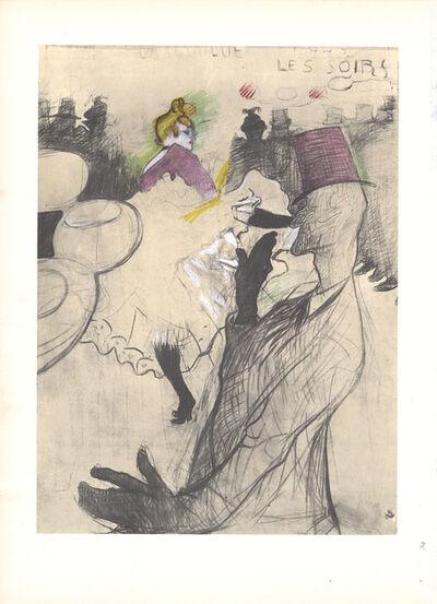 Henri de Toulouse-Lautrec, 'La Goulue (Musee d'Albi)', 1966