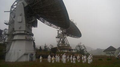 Elkin Calderón, 'Satellite Space Center of Colombia', 2015