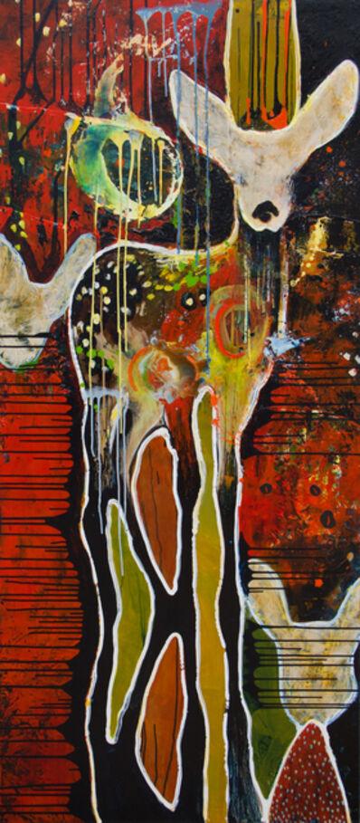 Brent Godfrey, 'Night Owl', 2015