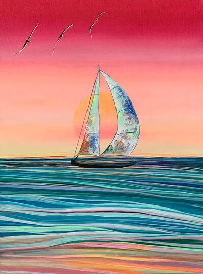 Drica Lobo, 'Sail Flow', 2020