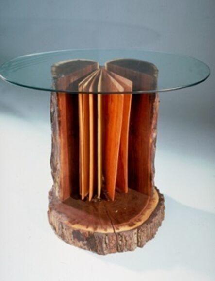 Margery Goldberg, 'Manual Tree of Life Table'