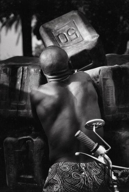 Romuald Hazoumè, 'Tyson, from the series 'Kpayoland'', 2004