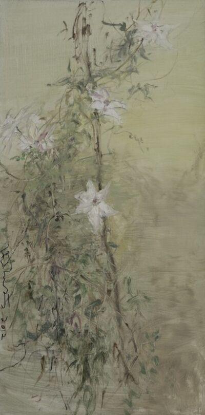 He Duoling, 'Sketch of Flowers No. 2', 2012